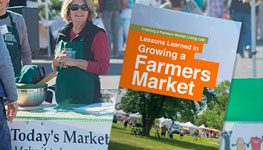 Lessons Learns in Growing a Farmers Market