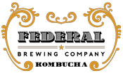 Federal Brewing Company Kombucha logo