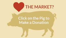 Support the Market by Donation through Paypal