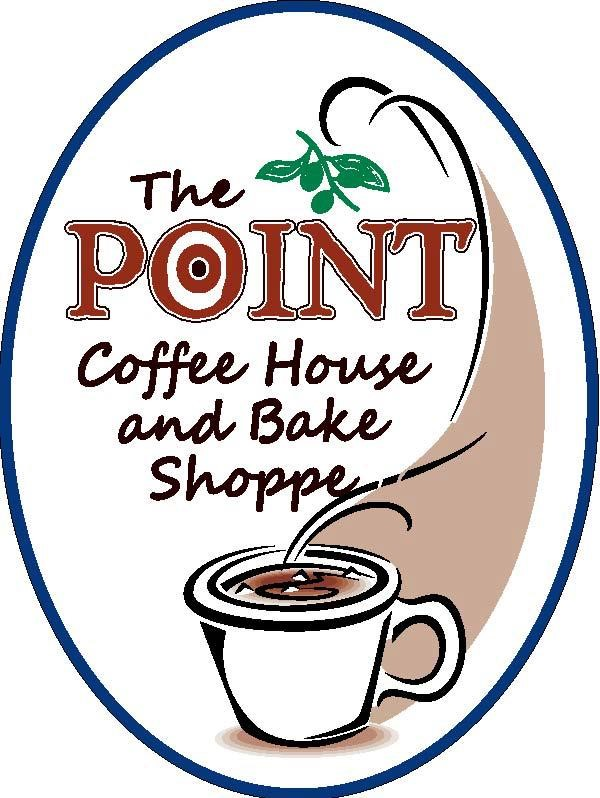 The Point Coffee House Logo